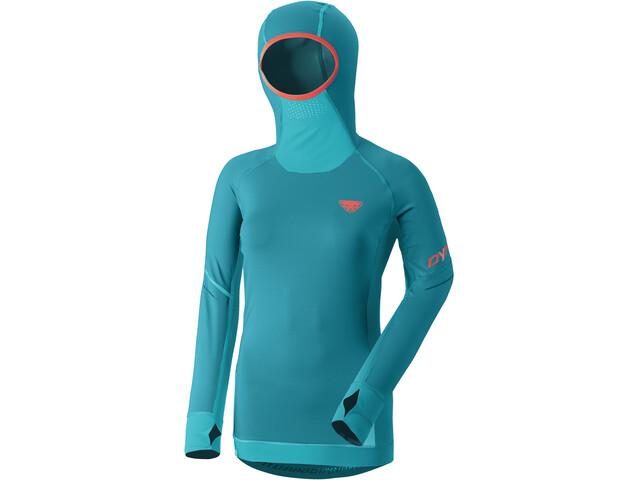order online best supplier buy sale Dynafit Alpine - T-shirt manches longues running Femme - bleu